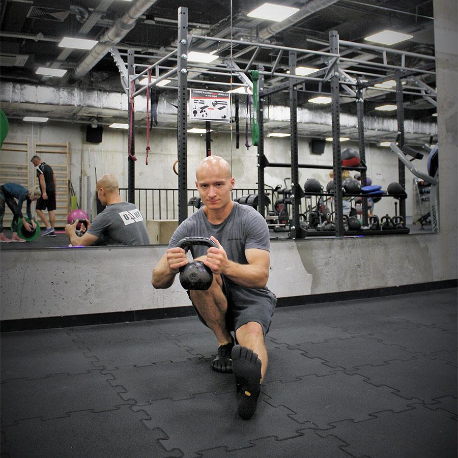 Trener personalny Katowice