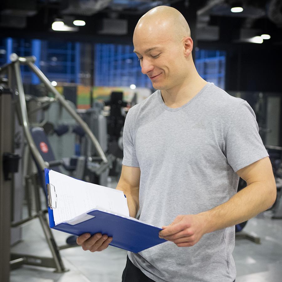 Trener osobisty Katowice