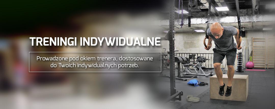Trening osobisty w Katowicach